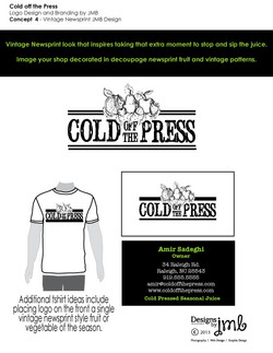 Cold Off The Press Option 3