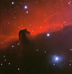Horse Head Nebula - detail