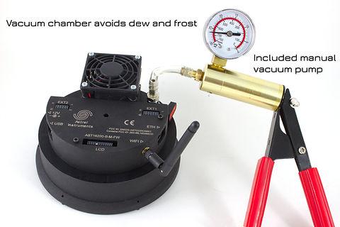 AST16200-B: Vacuum Chamber