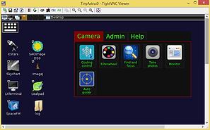 Astrel CCD Camera Tools Desktop