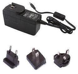 Wall socket 220/110V AC Power Supply 12V 3A for AST8300 Cameras
