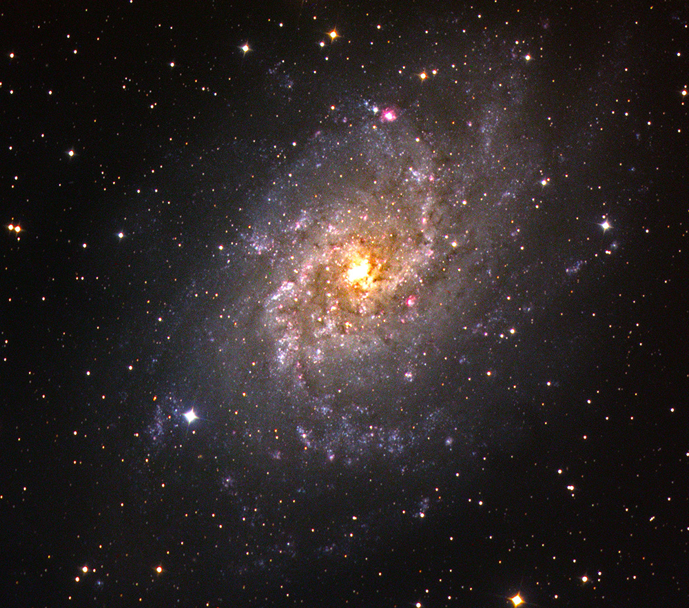 M33 - Triangolum galaxy