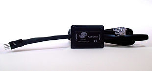 Opto-isolated mount cable