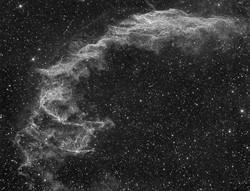 Veil Nebula NGC 6992/5