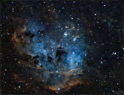 IC410 and NGC1893 by Rajko Eichhorn