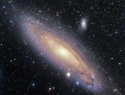 M31 by Andrea Ricciardi