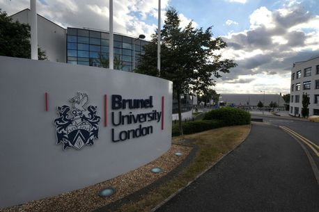 Brunel with the highest number of students in rent arrears