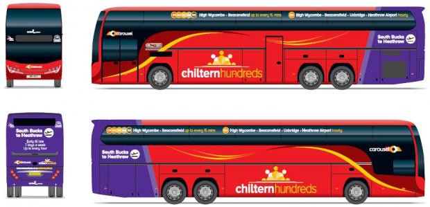Bus company creates 'cheap as chips' journey from Brunel to Heathrow Airport