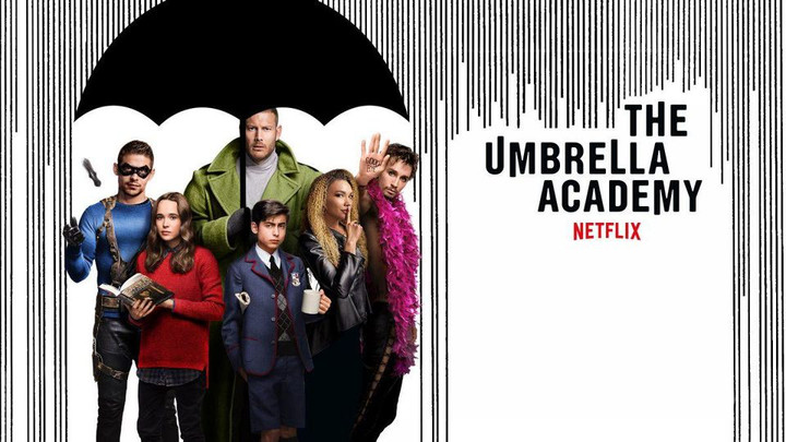 The Umbrella academy: The misfits of the superhero world