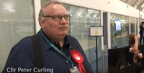An interview with Councillor Peter Curling