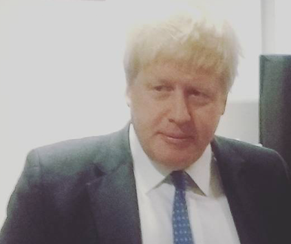 Boris Johnson's premiership would 'boost profile of Uxbridge'.