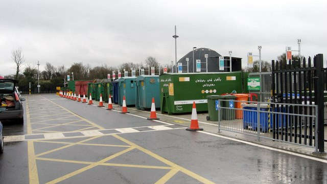 National Rail Dumps plan for new recycling tip