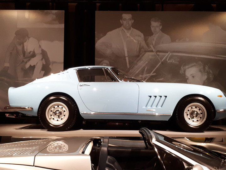New Ferrari exhibition revs up at the London Design Museum