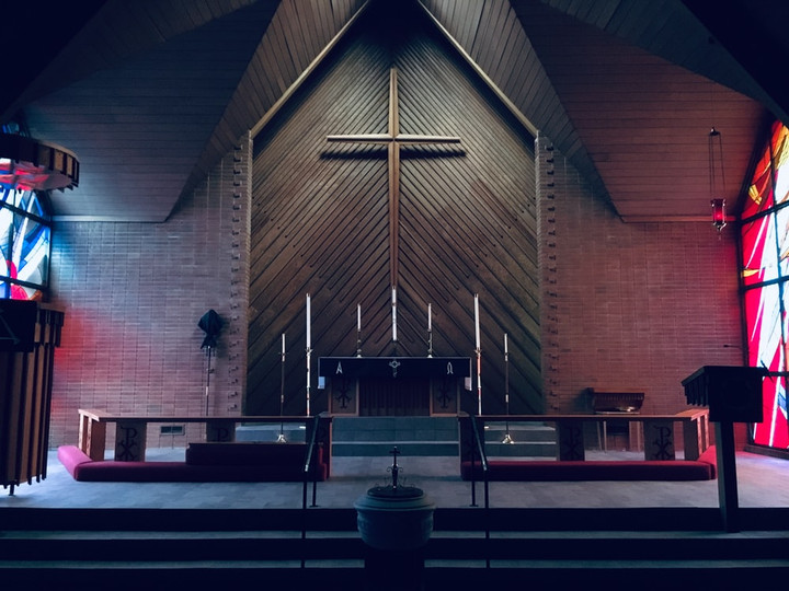 Social distancing limits Easter services at Hillingdon churches