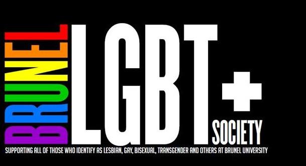 Brunel LGBT Society Banner