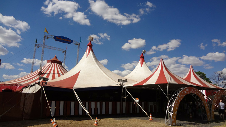 Circus Freak (Part 1) - A Short story by Jaanvi Nayee