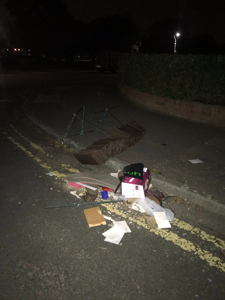 Hillingdon councillor calls for crackdown on  fly-tipping