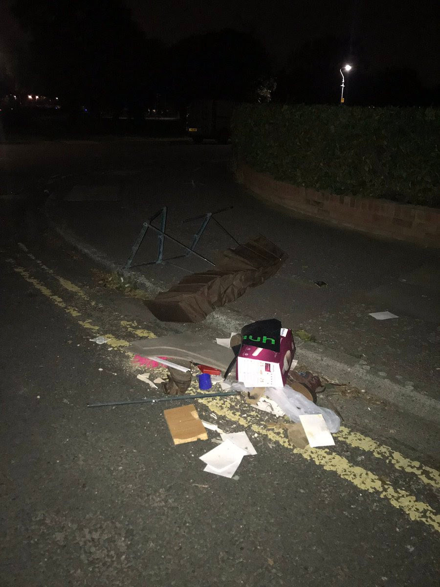 Fly-Tipping in Hillingdon