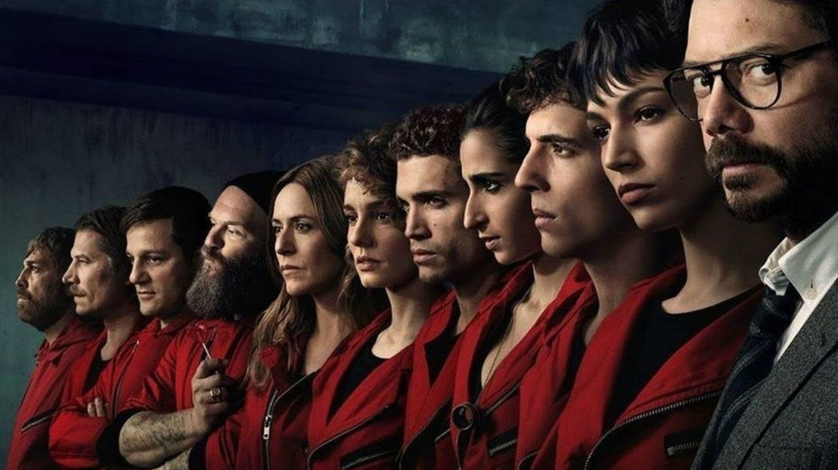Money Heist - one to watch