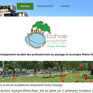 Echos Paysage