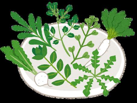 季節行事と植物のパワー
