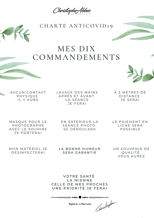 10 commandements charte covid.png
