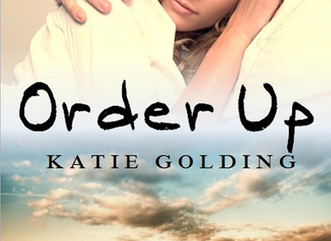 Order Up is on Kindle Scout!