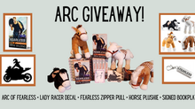 Fearless ARC + Goodies Giveaway...