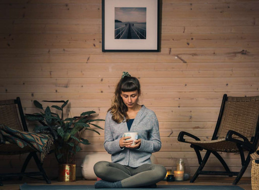 Mental Health at Home: health-boosters for body and mind