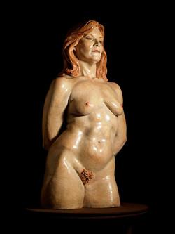 2JB-Painted-Ceramic-Figurative-Sculpture