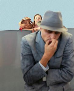 Mr. Grey, Rachel and Freddy