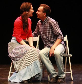 Teri and Michael
