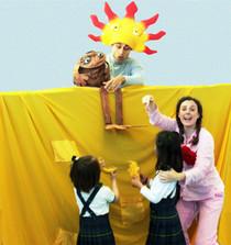 Mr. Sun, Rachel and Freddy