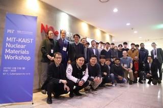 MIT-KAIST nuclear materials workshop Dec. 22-24 2019