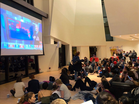 Midterm Elections Watch Party