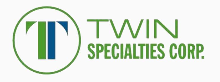 twin specialties corp logo