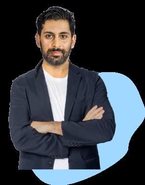 Sudhir Sharma, Co-Founder & CEO