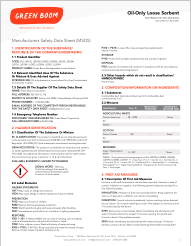 green_boom_msds_safety_data_loose_sorben