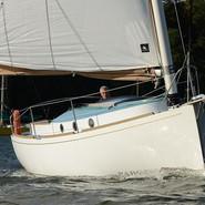 Un bateau sécurisant