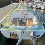Livraison du bateau n°4
