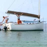 Pabouk, le bateau des filles