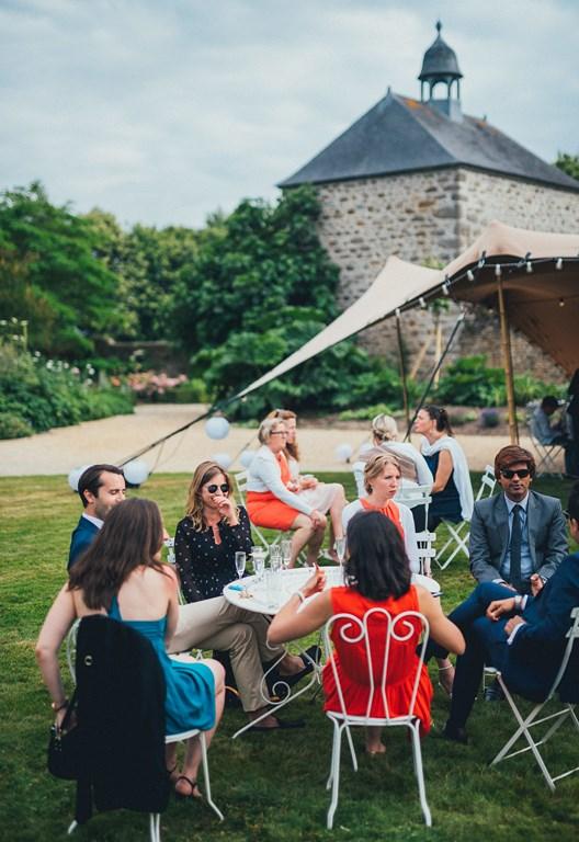 Mariage chic en Bretagne