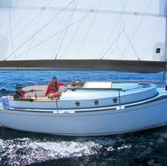 Le bateau de Patrick Bergeat