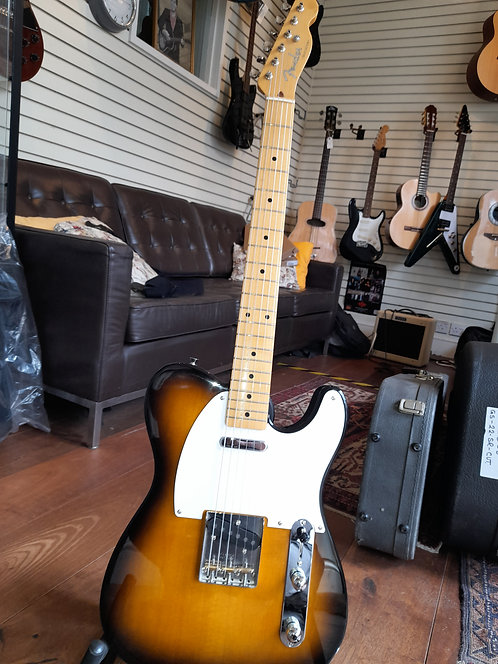 Fender telecaster 1997 crafted in japan