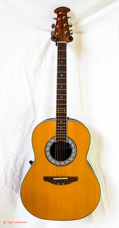 Ovation Ultra series