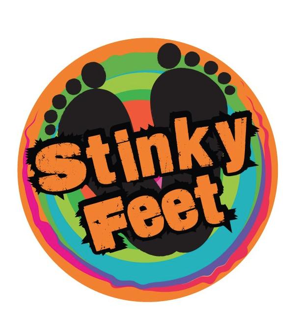 The Adventures of Stinky Feet
