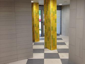 Foyer Improvements, Maryhill