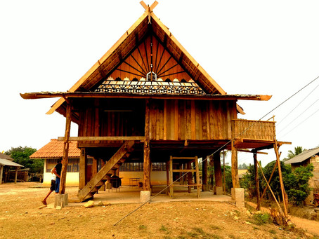 Creation of sustainable development model of the village through the conservation of housing