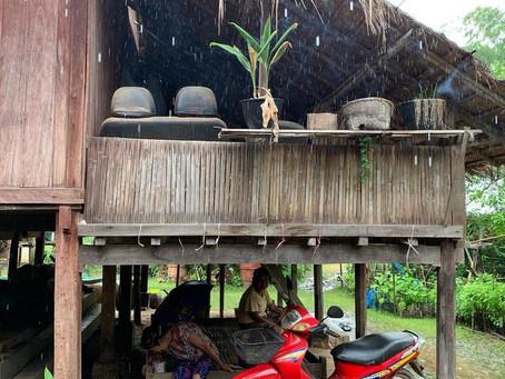 Development of revitalization method of living culture and cultural landscape