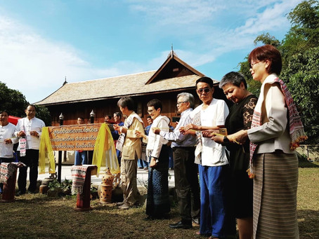 The Opening Ceremony of the museum of the culture of Tai Kheun